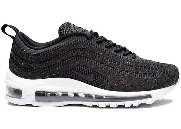 Кроссовки Nike Air Max 97 LX Swarovski Black white