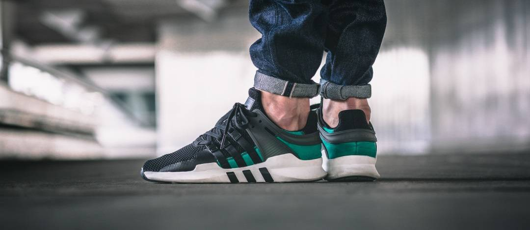Adidas Equipment Support ADV/91-16 'Sub Green'