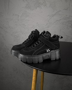 Кроссовки MS Spring Sneakers Black