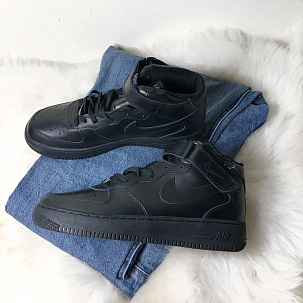 Кроссовки Nike Air Force 1 High Leather