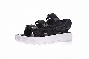 Сандали Fila Disruptor II SD Black White