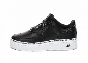 Кроссовки Nike Air Force 1 '07 SE Premium Black/White