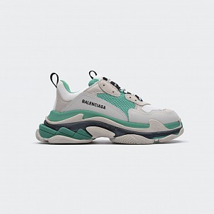 Кроссовки Balenciaga Triple s Mint Grey