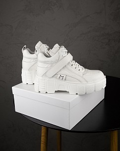 Кроссовки MS Spring Sneakers Full White