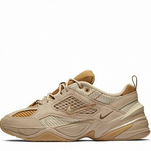 Кроссовки Nike M2K Tekno Linen & Wheat & Ale Brown