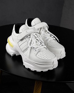 Кроссовки MS Sneakers Full White 1000-1