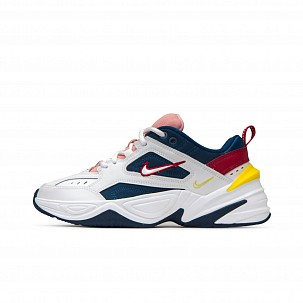 Кроссовки Nike M2K Tekno - Blue Force Multicolor