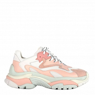 Кроссовки ASH Addict Sneakers Pink White