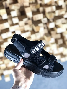 Босоножки Gucci Sandals Black