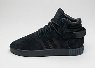 Кроссовки ADIDAS TUBULAR INVADER SUEDE Core Black