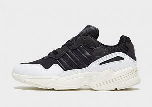 Кроссовки Adidas Yung 96 Black White