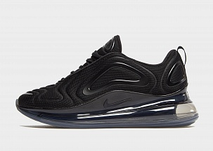 Кроссовки Nike Air Max 720 Black JD