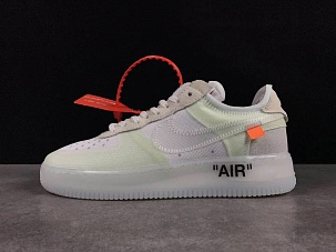 Кроссовки Nike Air Force 1 Low OFF WHITE