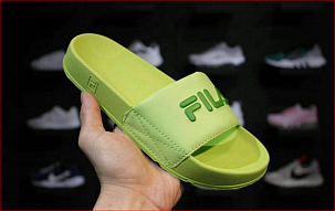 Fila Slip Drifter  Light Green