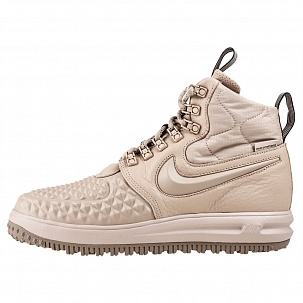 Термо Ботинки Nike Lunar Force 1 Duckboot '17 Linen (Cream)